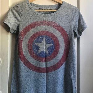 Marvel Captain American T-Shirt XS